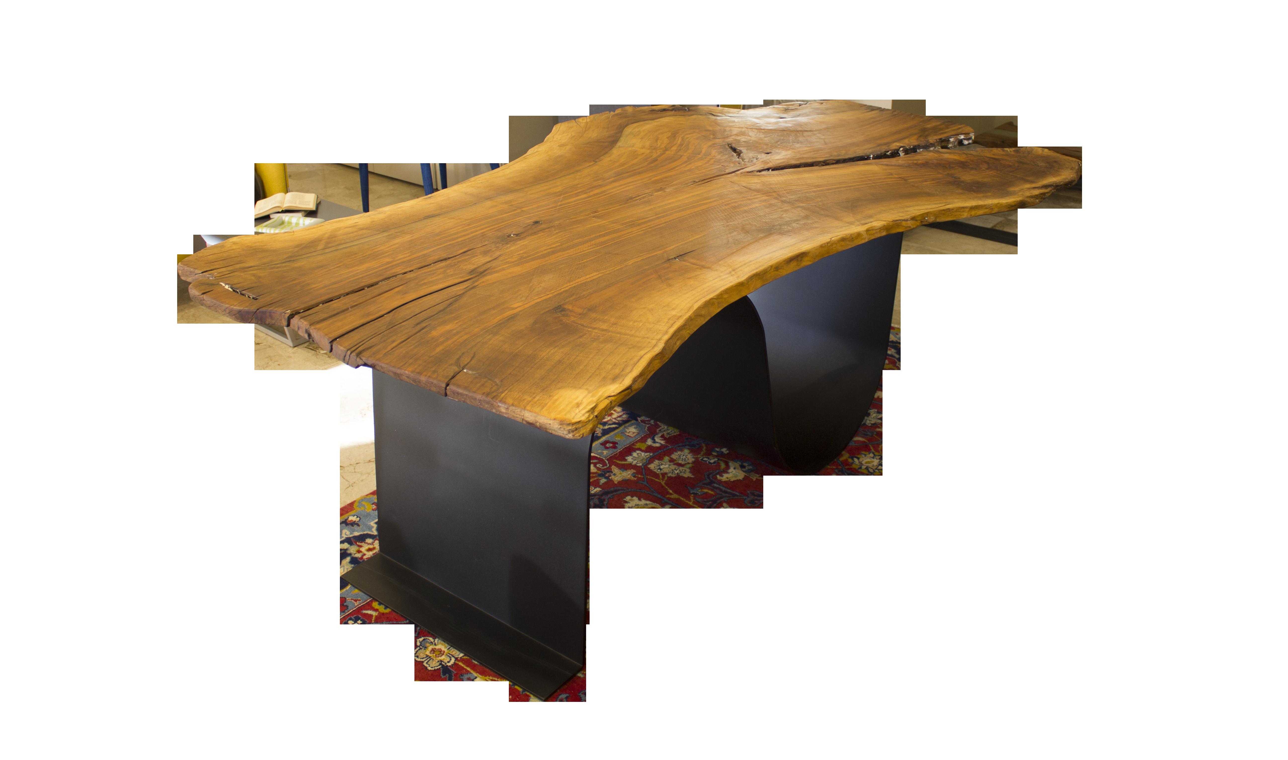 Tavolo di Noce Nazionale Antico - Mobili Ariazzi